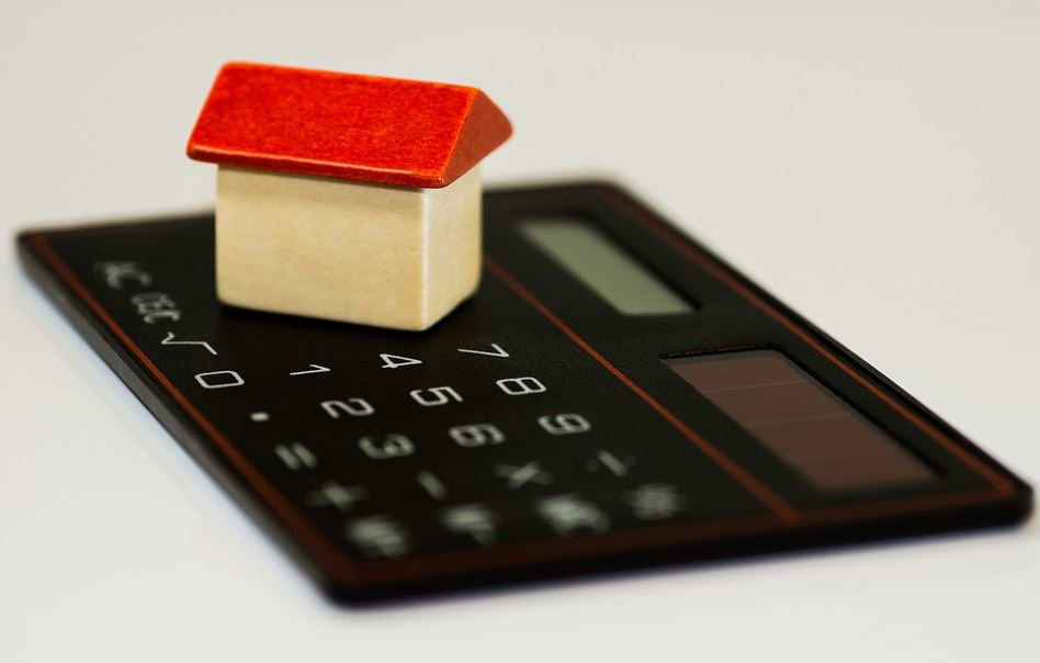 home-with-calculator