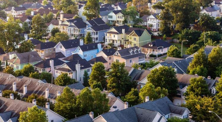 Picture of homes